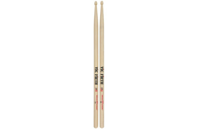 Vic Firth American Classic Hickory Drumsticks Wood 5A