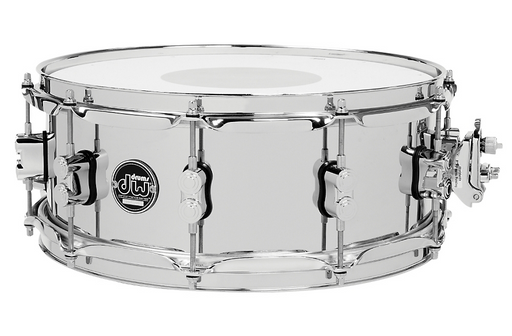 DW Performance Series Steel Snare Drum 14 x 5.5 in.