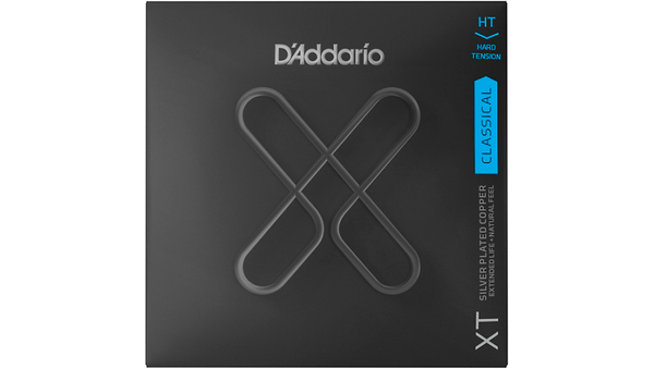D'Addario XT Classical Strings, Hard Tension