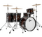 Gretsch Drums Catalina Special Edition Walnut/Maple 5-Piece Shell Pack with Wood Hoops and 22 in. Bass Drum Walnut Burst