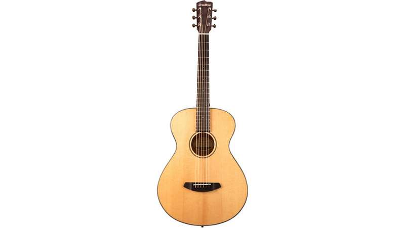 Breedlove Discovery DSCA01SSMA Concertina Acoustic Guitar Gloss Natural