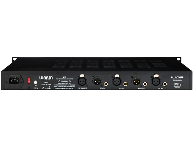 Warm Audio Bus Compressor