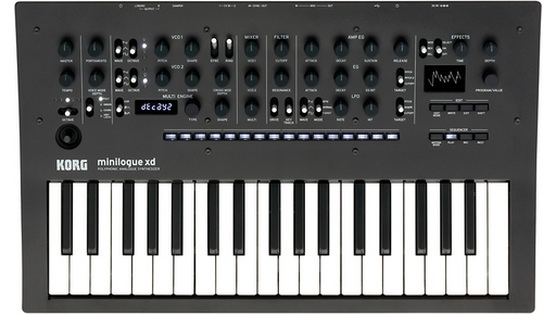 Synthesizers — Micheo Music