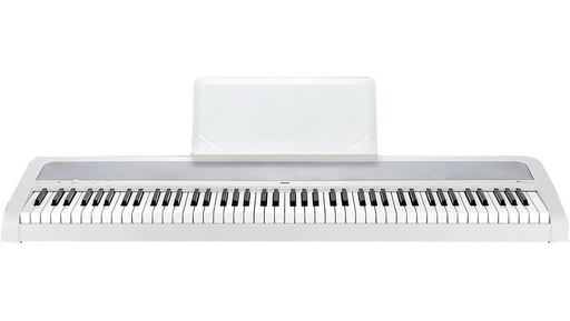Korg B1 88-Key Digital Piano with Enhanced Speaker System White