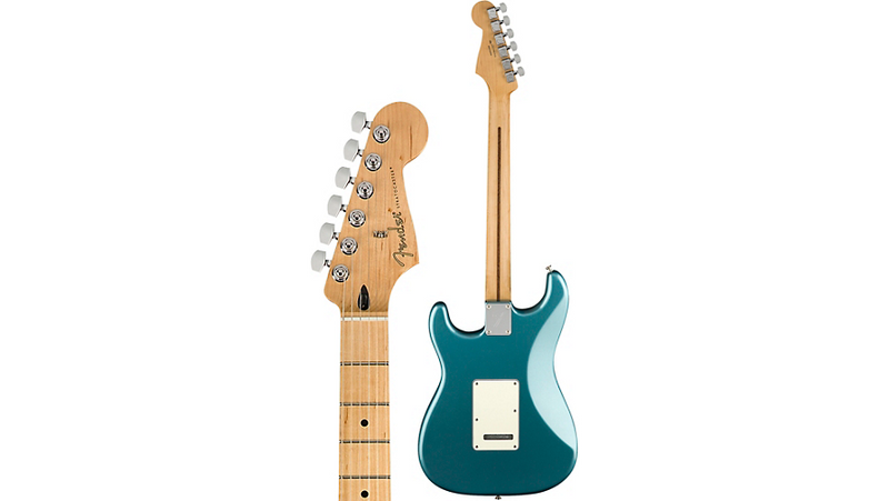 Fender Player Stratocaster Maple Fingerboard Electric Guitar Tidepool