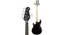 Yamaha BB235 5-String Electric Bass Black White Pickguard