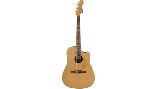 Fender California Redondo Player Acoustic-Electric Guitar Bronze Satin