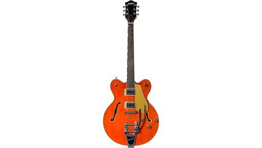 Gretsch Guitars G5622T Electromatic Center Block Double-Cut with Bigsby Orange Stain