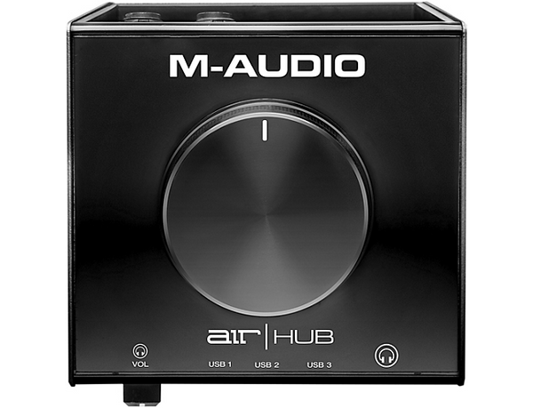 M-Audio AIR| Hub 3-Port USB Monitoring Interface