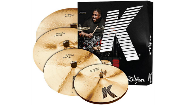 Zildjian K Custom Dark Box Set
