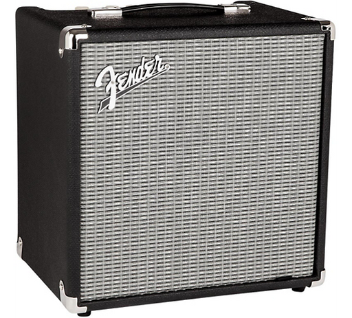Fender Rumble 25 V3 1x8 Bass Combo Amplifier