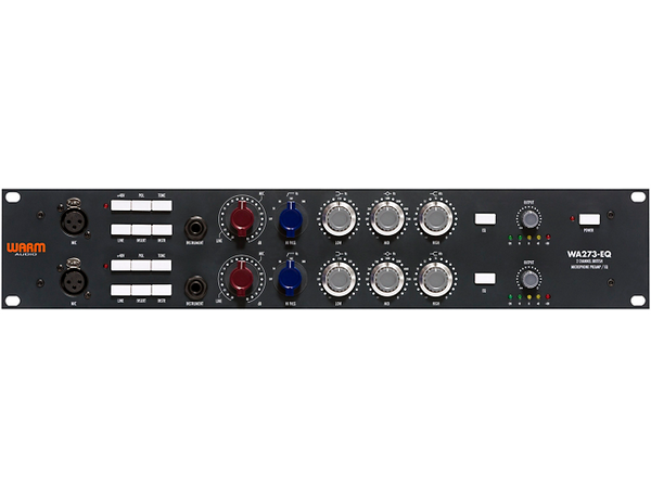 Warm Audio WA273-EQ 2-Channel British Mic Pre & EQ