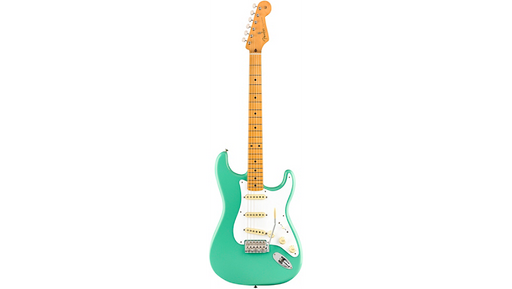 Fender Vintera '50s Stratocaster Electric Guitar Sea Foam Green
