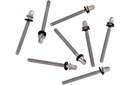 PDP by DW 8-Pack True Pitch Tension Rods w/Nylon Washers 55mm