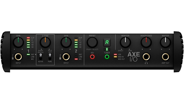 IK Multimedia AXE IO USB AUDIO INTERFACE