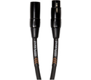 Roland Black Series XLR Microphone Cable 15 ft. Black