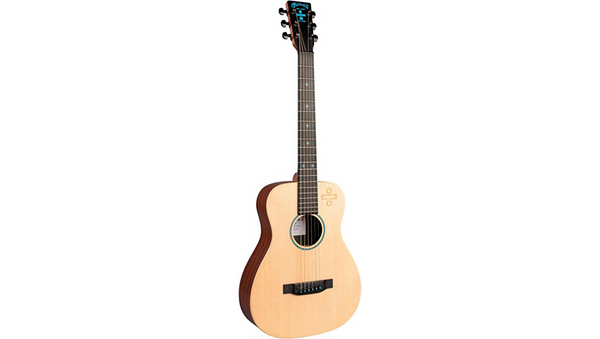 Martin Ed Sheeran 3 Divide Signature Edition Little Martin Acoustic-Electric Guitar Natural