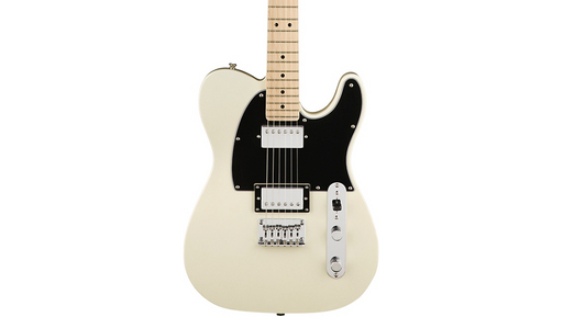 Squier Contemporary Telecaster HH Maple Fingerboard Electric Guitar Pearl White