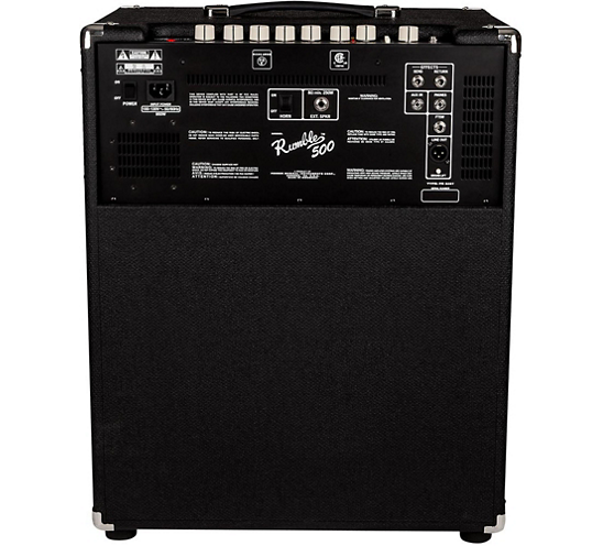 RUMBLE 500 2x10 500W Bass Combo Amplifier