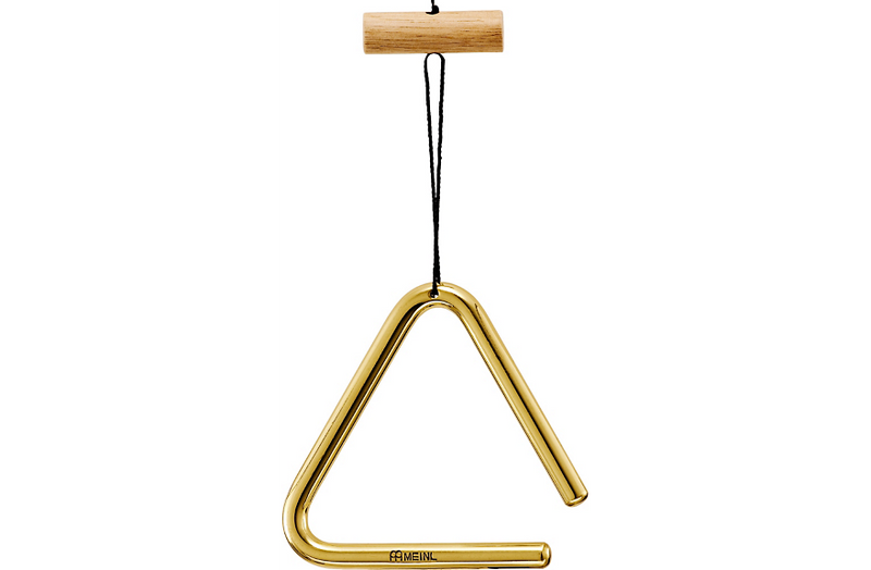 Meinl Brass Triangle 4 In