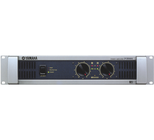 P3500S P-Series 2-Channel Power Amplifier
