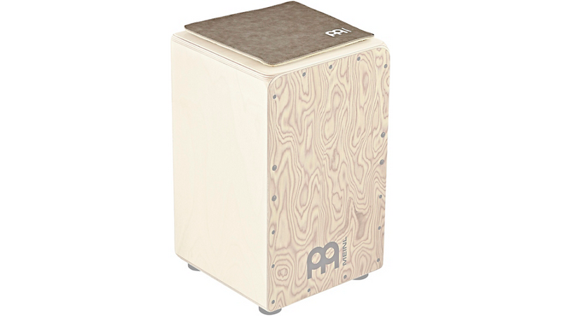 Meinl Synthetic Leather Cajon Seat Gray