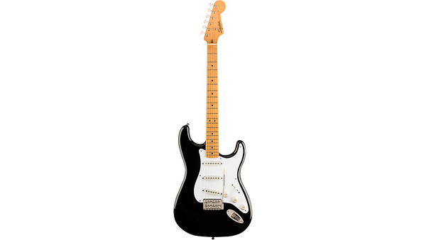 Squier Classic Vibe '50s Stratocaster® Maple Fingerboard Electric Guitar Black