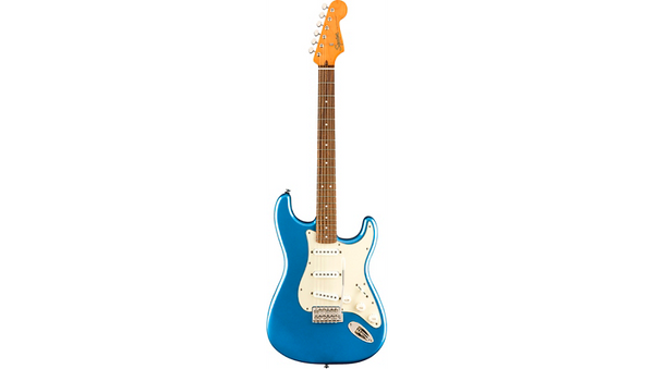 Squier Classic Vibe 60s Stratocaster Electric Guitar Lake Placid Blue