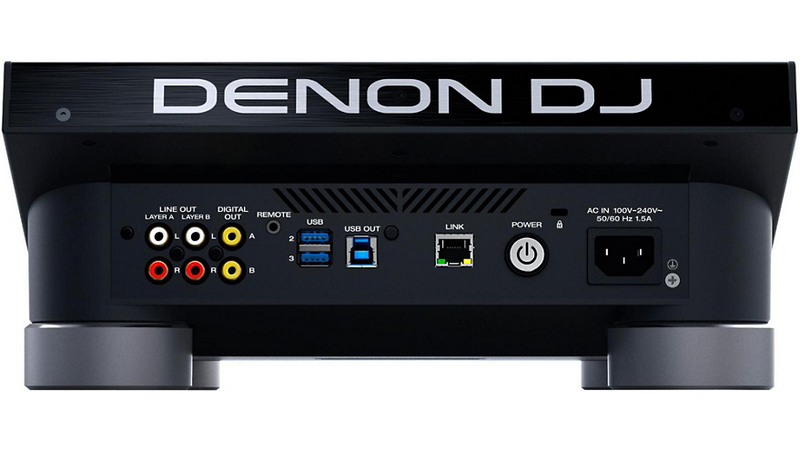 Denon SC5000 Prime Professional Media Player