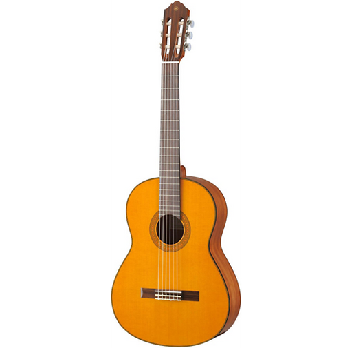 Yamaha CG142C Cedar Top Classical Guitar, Natural