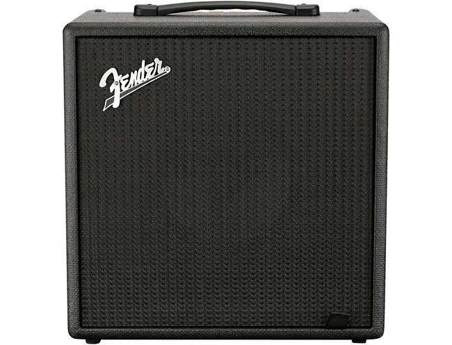 Fender Rumble LT25 25W 1x8 Bass Combo Amp Black