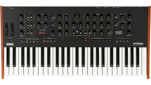 Korg Prologue 8-Voice Polyphonic Analog Synthesizer