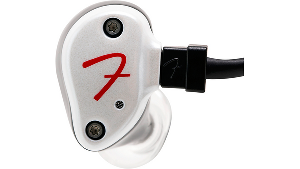 Fender NINE In-Ear Monitors Olympic White Pearl
