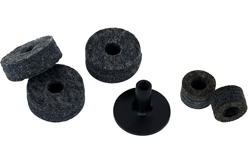PDP by DW 6-Piece Cymbal Felts and Cymbal Seat Kit