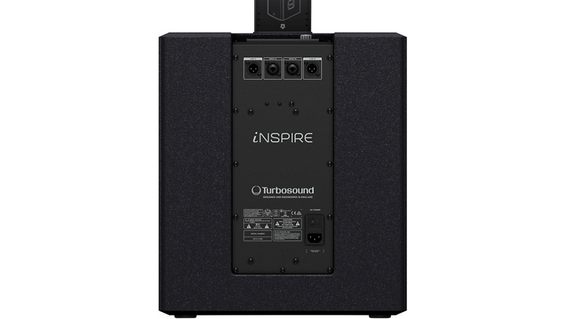 Turbosound iP2000 1,000-Watt Powered Column Loudspeaker
