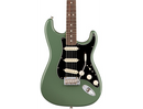 Fender American Professional Stratocaster Rosewood Fingerboard Electric Guitar Antique Olive