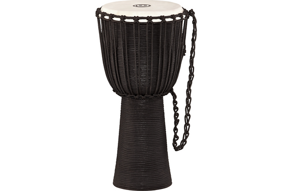 Meinl Headliner Black River Series Rope Tuned Djembe 12 in.
