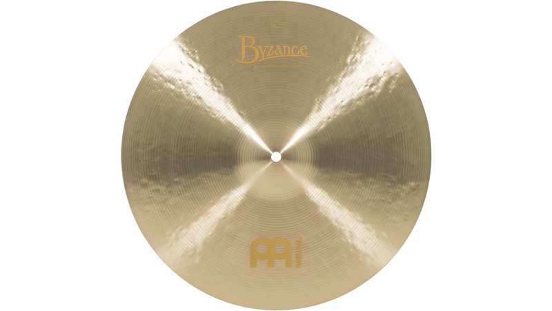 Meinl Byzance Jazz Medium Thin Crash Cymbal 16 in.