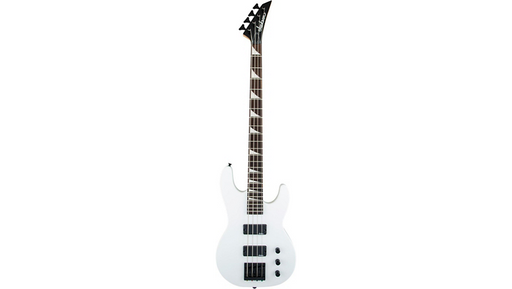 Jackson JS2 JS Series Concert Electric Bass Guitar Snow White