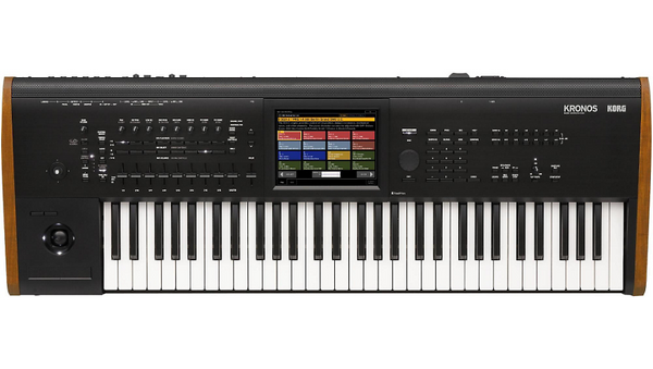 Korg Kronos 61-Key Synthesizer Workstation 1st Gen