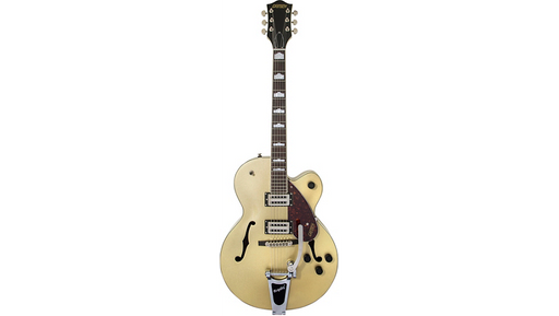 Gretsch Guitars G2420T Streamliner Hollow Body with Bigsby Electric Guitar Gold Dust