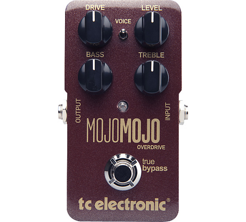 MojoMojo Overdrive Guitar Effects Pedal
