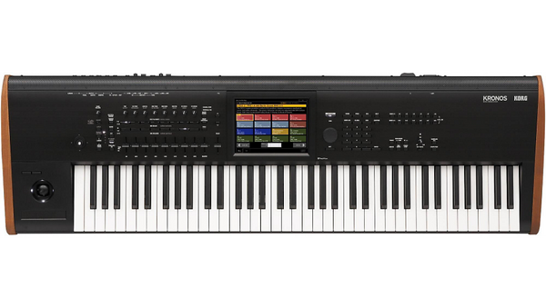 Korg Kronos 73-Key Synthesizer Workstation 1st Gen