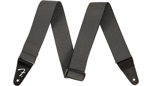 Fender Weighless Tweed Strap Gray 2 in.