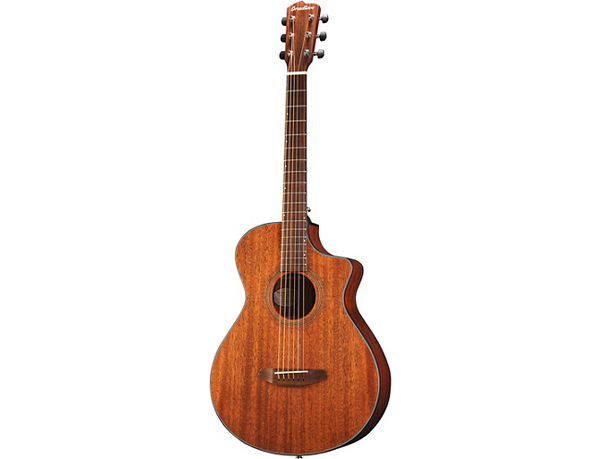 Breedlove Organic Collection Wildwood Concertina Cutaway CE Acoustic-Electric Guitar Natural
