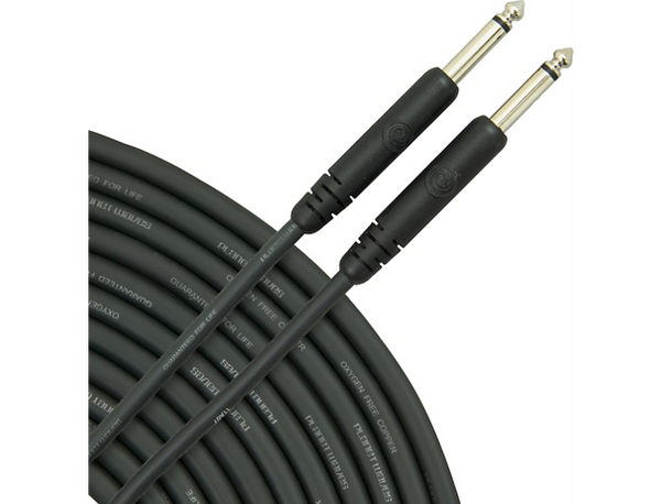 D'Addario Planet Waves Classic Instrument Cable Straight-Straight 20 ft.