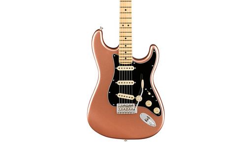 Fender American Performer Stratocaster Maple Fingerboard Electric Guitar Penny