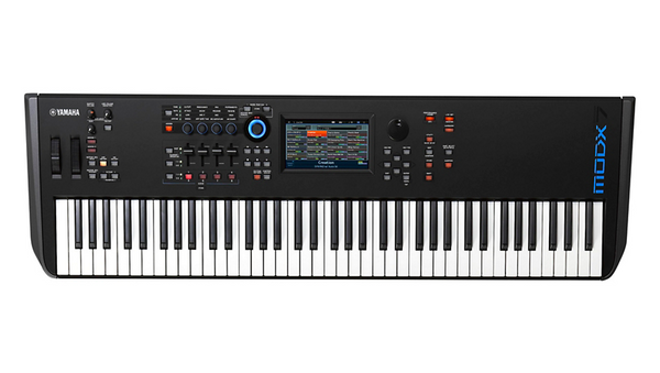 Yamaha MODX7 76-Key Synthesizer