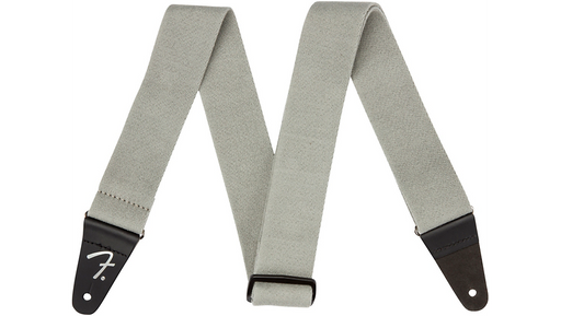 Fender Supersoft Strap Gray 2 in.