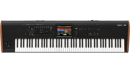 Korg Kronos 88-Key Synthesizer Workstation 1st Gen